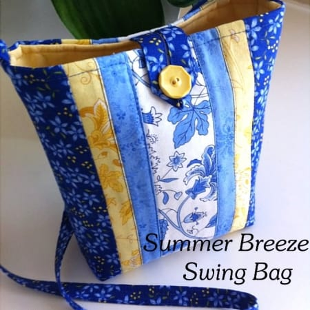 Summer Breeze Swing - Purse / Bag Kit-0