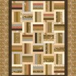 Framed Quilt Pattern-0