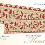 Meadow Table Bed Runner Quilt Kits-0