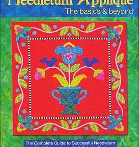 Needleturn Applique The Basics Book-0