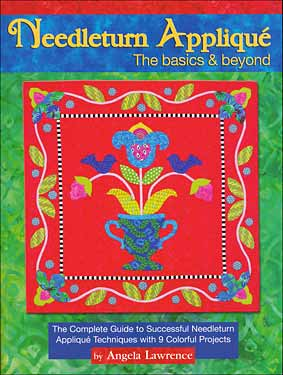 Needleturn Applique The Basics Book-0