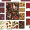"Autumn Breeze 5"" Charm Pack-13069"