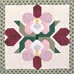Orchid Block Pattern-0