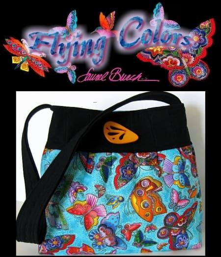 Flying Colors - Handbag / Purse Kit-0