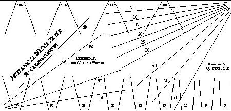 Multi-Angle Wedge Ruler + FREE-0