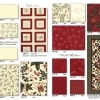 Christmas Spirit Fat Quarter Bundle-14023