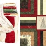 Christmas Spirit FLANNEL Fat Quarter Bundle-0