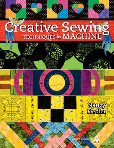Creative Sewing Techniques by Machine-0