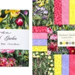 """Enchanted Garden 5"""" Charm Pack-0"""