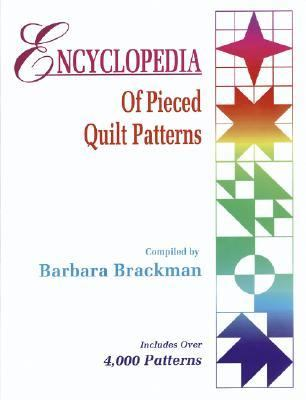 Quilt Patterns Encyclopedia Brackman-0
