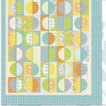 Half Moon Modern Quilt Pattern-0