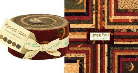 Harvest Moon Moda Jelly Roll-0