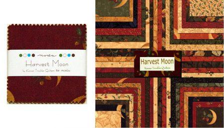 "Harvest Moon 2.5"" Charm Pack-0"