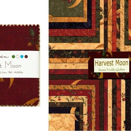 "Harvest Moon 2.5"" Charm Pack-0"