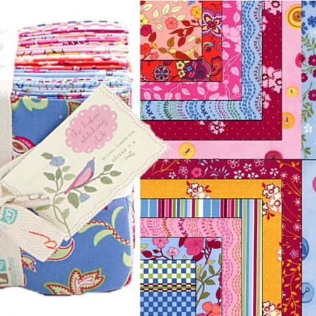Ladies Stitching Club Fat Quarter Bundle-0