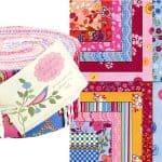 Ladies Stitching Club Moda Jelly Roll-0