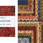 """Metropolitan Fair 5"""" Charm Pack-0"""