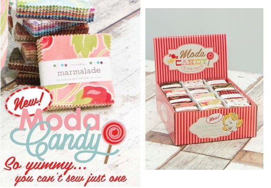 Moda Candy - Mini Charms