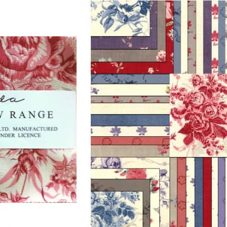 "Padstow Range 5"" Charm Pack-0"