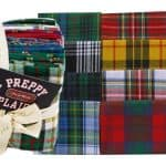 Preppy Plaids Fat Quarter Bundle-0