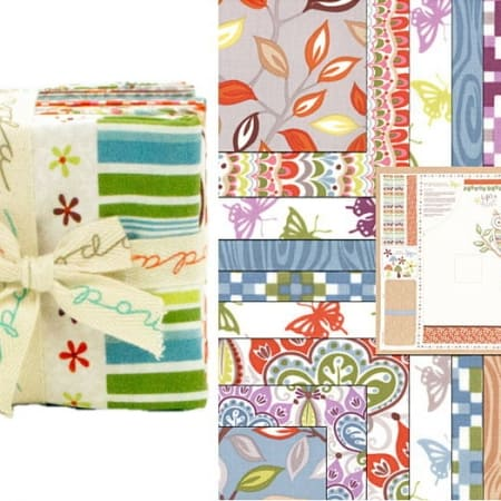Serenade Fat Quarter Bundle -0