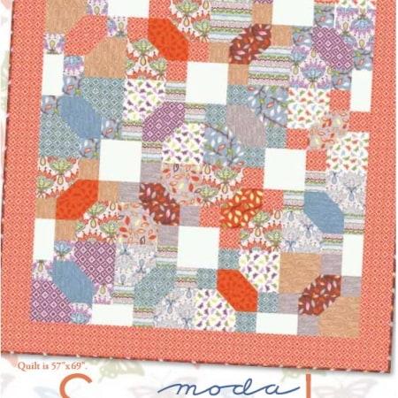 Serenade Quilt Pattern-0