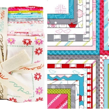 Sew Stitchy Fat Quarter Bundle-0