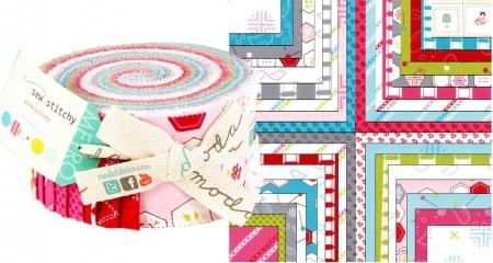 Sew Stitchy Moda Jelly Roll-0