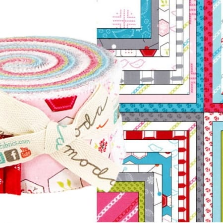 Sew Stitchy Moda Jelly Roll-0
