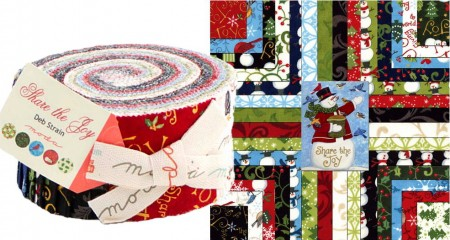 Share the Joy Moda Jelly Roll-0