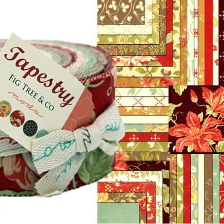 Tapestry Moda Jelly Roll-0
