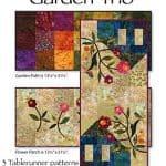 Garden Trio Tablerunner Patterns-0