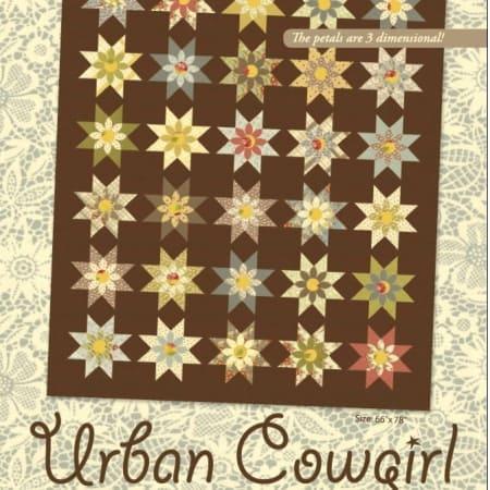 Urban Cowgirl Quilt Pattern-0