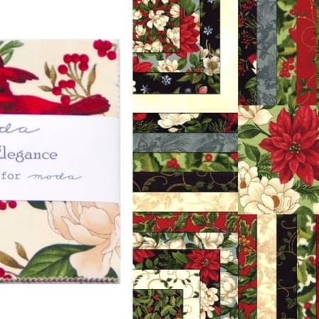"Winter Elegance 5"" Charm Pack-0"