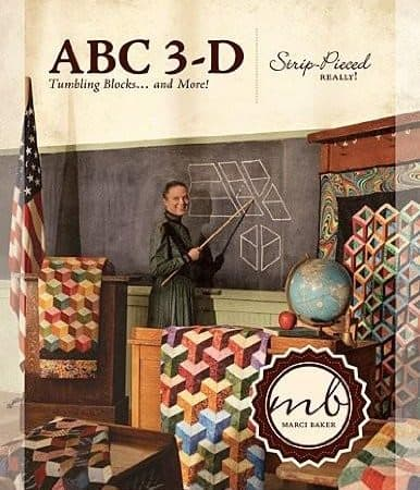ABC 3-D Tumbling Blocks... and More!-0