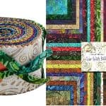 Color Splash Batiks Moda Jelly Roll-0