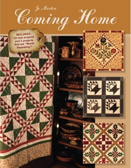 Coming Home Book-0