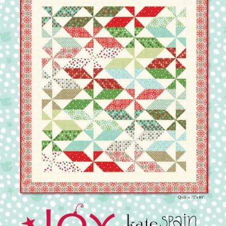 Joy Quilt Pattern-0