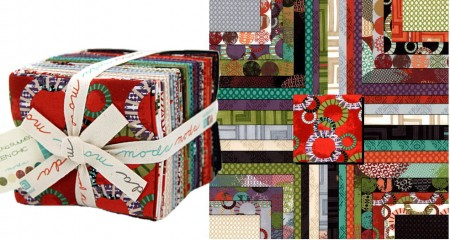 Juggling Summer Fat Quarter Bundle-0