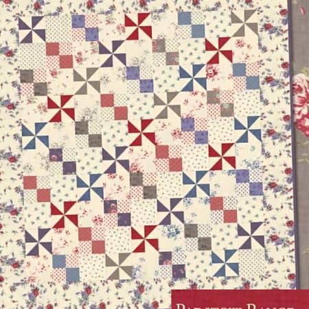 Padstow Range Quilt Pattern-0