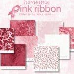 Pink Ribbon Stonehenge Fat Quarter Bundle-0