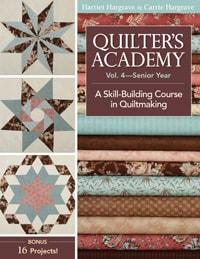 Quilter's Academy Vol. 4-0