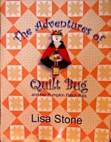 The Adventures of Quilt Bug and her Pumpkin Pall Friends! -0
