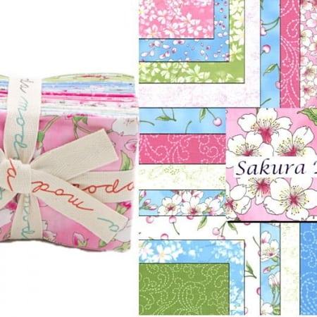 Sakura Park Fat Eighth Bundle-0