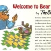 "Bear Country School 5"" Charm Pack-14288"