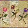 Garden Trio - 3 Table Runner Quilt Kits-18258