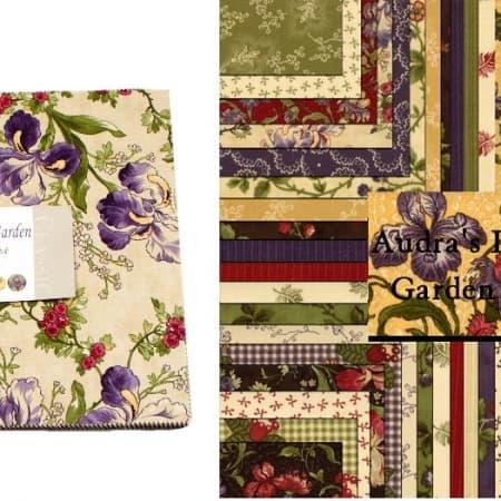 Audra's Iris Garden Moda Layer Cakes-0