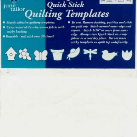 Quick Stick Templates - Garden-0
