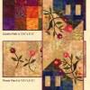 Silhouettes - Garden Trio-14453
