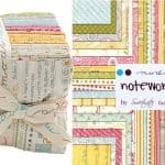Noteworthy Fat Quarter Bundle-0